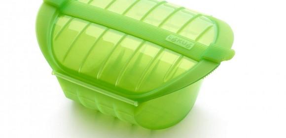 Lekue Silicone XL Size Ogya Microwave Pot